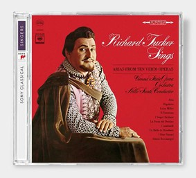 Richard Tucker - Arias from Ten Verdi Operas