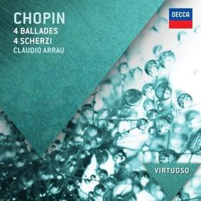 Claudio Arrau - Chopin: Ballades & Scherzi