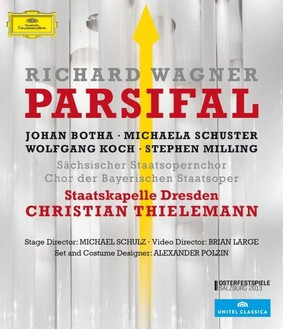 Christian Thielemann - Wagner: Parsifal [Blu-ray]