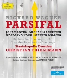 Christian Thielemann - Wagner: Parsifal [Blu-ray]