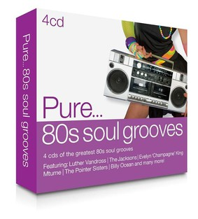 Various Artists - Pure... 80s Soul Grooves