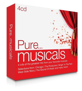 Various Artists - Pure... Musicals