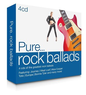 Various Artists - Pure... Rock Ballads