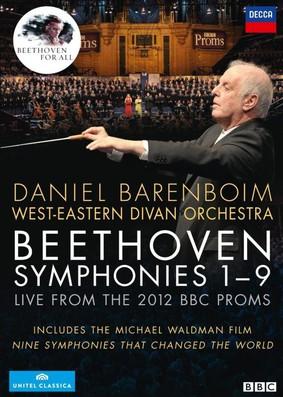 Daniel Barenboim - Beethoven Symphonies 1-9 [DVD]
