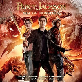 Andrew Lockington - Percy Jackson: Morze Potworów / Andrew Lockington - Percy Jackson: Sea Of Monsters