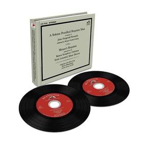 Erich Leinsdorf - Mozart: Requiem