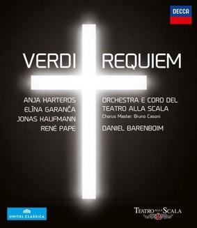 Jonas Kaufmann - Verdi: Requiem [Blu-ray]