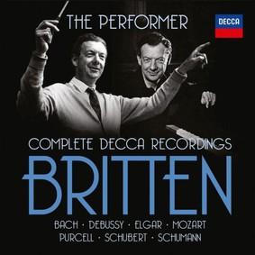 Benjamin Britten - The Performer