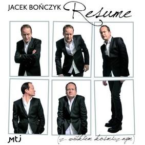 Jacek Bończyk - Resume (z wątkiem kosmicznym)