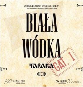 Taraka - Biała wódka
