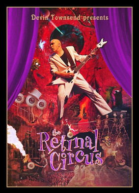 Devin Townsend - The Retinal Circus [DVD]