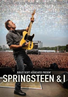 Bruce Springsteen - Springsteen & I [DVD]