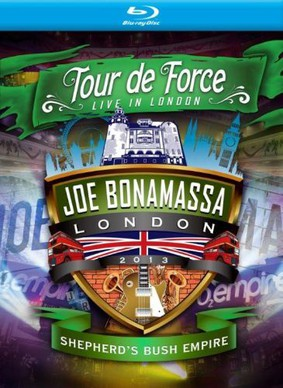Joe Bonamassa - Tour De Force: Shepherd's Bush Empire [Blu-ray]