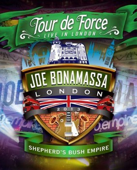 Joe Bonamassa - Tour De Force: Shepherd's Bush Empire [DVD]