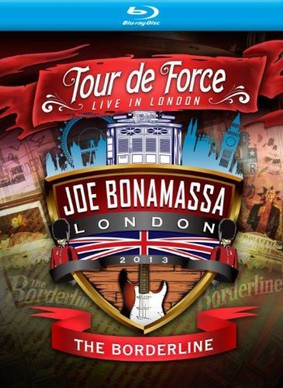 Joe Bonamassa - Tour De Force: The Borderline [Blu-ray]