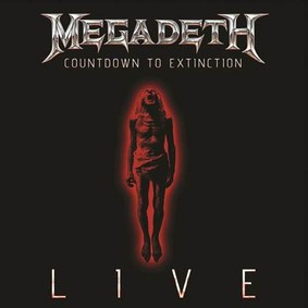 Megadeth - Countdown To Extinction Live [DVD]