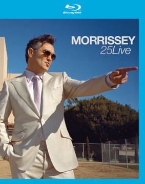 Morrissey - 25: Live [Blu-ray]