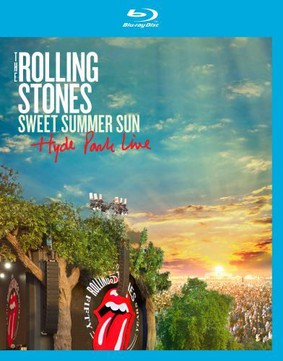 The Rolling Stones - The Sweet Summer Sun: Hyde Park Live [Blu-ray]