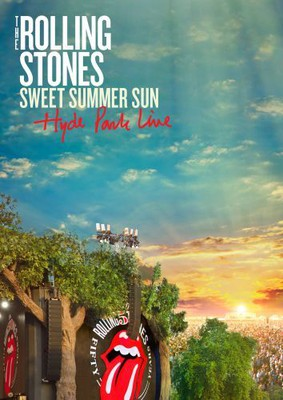 The Rolling Stones - The Sweet Summer Sun: Hyde Park Live [DVD]