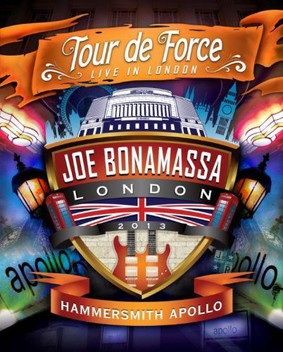 Joe Bonamassa - Tour De Force: Hammersmith Apollo [DVD]