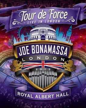 Joe Bonamassa - Tour De Force: Royal Albert Hall [DVD]