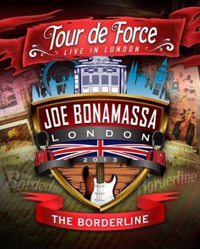 Joe Bonamassa - Tour De Force: The Borderline [DVD]