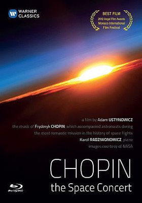 Various Artists - Chopin - The Space Concert [Blu-ray]