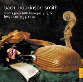 Hopkinson Smith - Bach: Suites Nos. 4, 5, 6