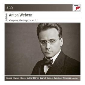 Pierre Boulez - Webern: Complete Works Op. 1 - Op. 31