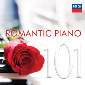 Various Artists - Romantic Piano 101
