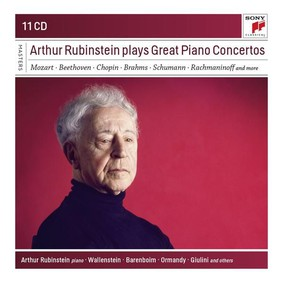 Arthur Rubinstein - Arthur Rubinstein Plays Great Piano Concertos