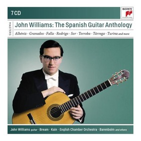 John Williams - The Spanish Guitar Anthology