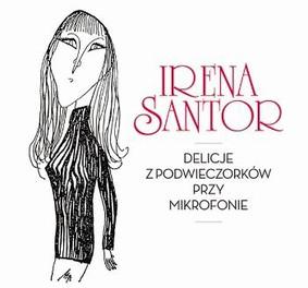 Irena Santor - Delicje z Podwieczorków przy mikrofonie
