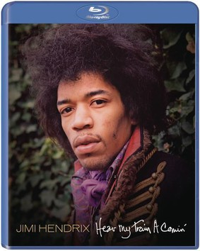 Jimi Hendrix - Hear My Train A Comin' [Blu-ray]