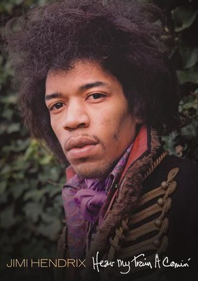 Jimi Hendrix - Hear My Train A Comin' [DVD]
