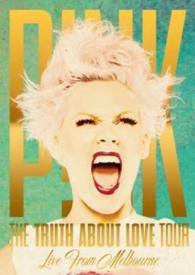 Pink - The Truth About Love Tour: Live From Melbourne [DVD]