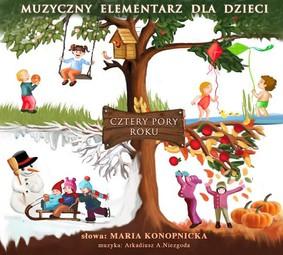 Various Artists - Muzyczny elementarz dla dzieci: Cztery pory roku