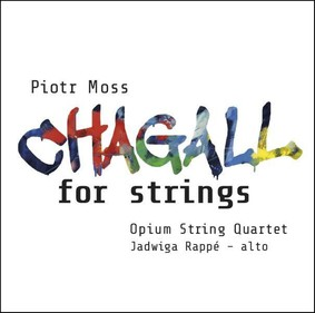 Opium String Quartet - Moss: Chagall For Strings