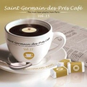 Various Artists - Saint Germain Des Pres Cafe. Volume 15
