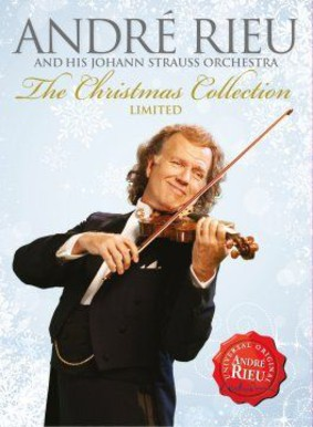 Andre Rieu - The Christmas Collection [DVD]