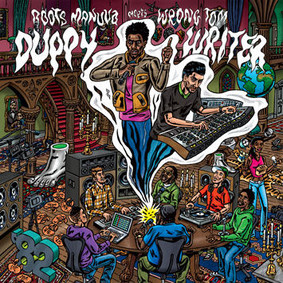 Roots Manuva Meets Wrong Tom - Duppy Writer