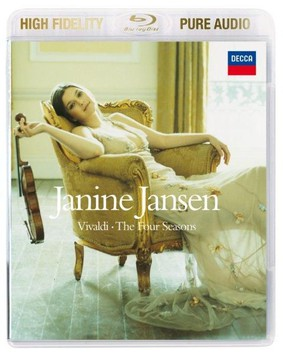 Janine Jansen - Vivaldi: The Four Seasons