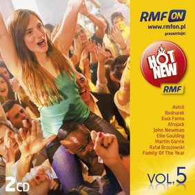 Various Artists - RMF Hot New. Volume 5