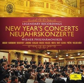 Wiener Philharmoniker - New Year's Concerts Legendary