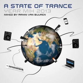 Armin van Buuren - A State Of Trance Year Mix 2013