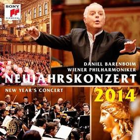 Daniel Barenboim, Wiener Philharmoniker - Koncert noworoczny [DVD]