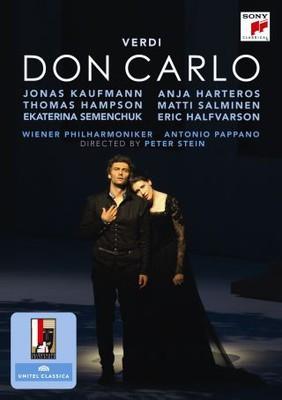 Antonio Pappano - Verdi: Don Carlo [DVD]