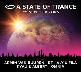 Armin van Buuren - A State Of Trance 650 - New Horizons