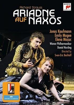 Daniel Harding - Strauss: Ariadne auf Naxos [Blu-ray]