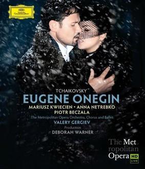 Piotr Beczała - Czajkowski: Eugene Onegin [Blu-ray]